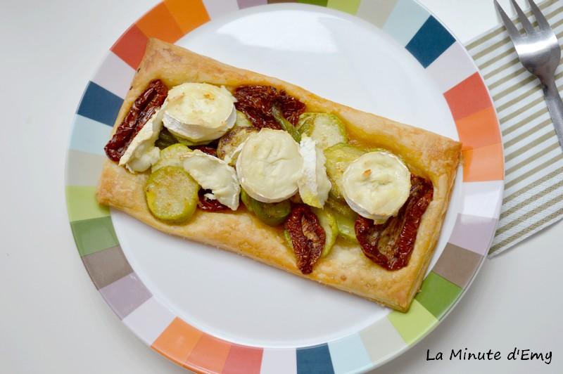 LaMinutedEmy_concours-feuillete legumes et chevre