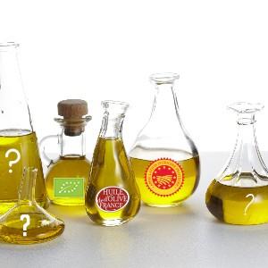 Visuel bouteilles étiquetage