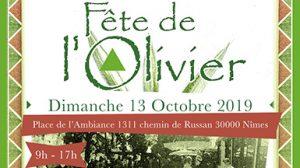 Fête de l'Olivier à Nîmes