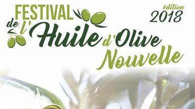 festival de l'huile d'olive nouvelle à Banuyls sur Mer - décembre 2018