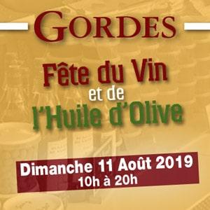 Fête du vin et de l'huile d'olive à Gordes
