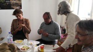 Repas dégustation autour de l'huile d'olive à Nîmes