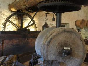 Les Vieux Moulins à Nyons
