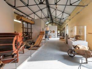 Musée de l'huile d'olive à Oppède