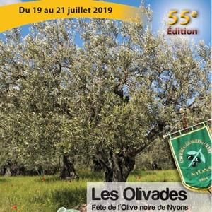 Olivades 2019 à Nyons