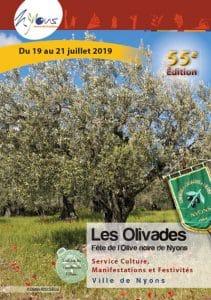 Les Olivades 2019 - Fête de l'olive noire de Nyons