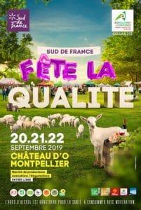 Les huiles d'olive de France et d'Occitanie à Sud de France fête la qualité