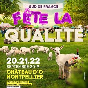 Septembre 2019 Sud de France fête la qualité avec les huiles d'olive de France