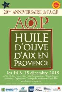 Fête de l'AOP Huile d'olive d'Aix en Provence