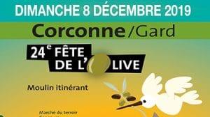Fête de l'olive de Corconne