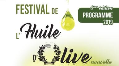 festival de l'huile d'olive nouvelle