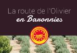 vignette route de l'olivier nyons découverte promenade producteurs AOP