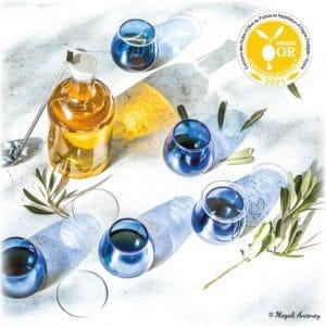 Concours des huiles d'olive en AOP 2021